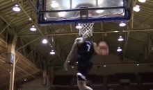 Aaron Gordon Threw Down a Ridiculous 360 Between-the-Legs Dunk at SF Pro-Am (Video)