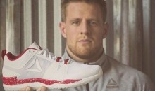 J.J. Watt is Getting a Signature Shoe from Reebok (Video)
