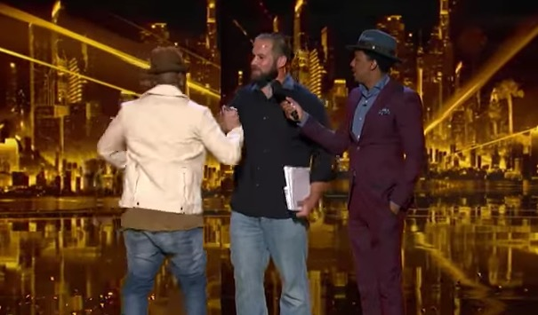 Jon Dorenbos Earns Golden Buzzer From Ne-Yo