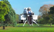 Bubba Watson and Oakley Teamed up for This Awesome Golf Course Jetpack (Video)