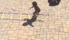 Torrey Smith Doing Drills with His Kids Is Something You Have to See (Video)