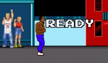 Someone Made Shirtless J.R. Smith the Star of an 8-Bit Video Game (Video)