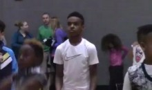Yup, LeBron James' Son, LeBron Jr., Is STILL Good at Basketball (Video)