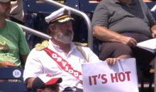 Captain Obvious Shows Up at Nats Game, Shares Some Obvious Info (Video)