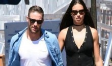 Julian Edelman and Victoria's Secret Model Adriana Lima Have Been Hanging Out (Pics)