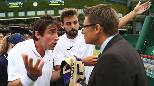 Wimbledon-spectator-claims-doubles-player-Pablo-Cuevas-peed-into-ball-can-during-match