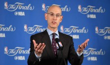 "NBA Commissioner Adam Silver Is Not a Fan of ""Superteams"" Like the Warriors"