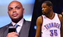 Barkley Says Durant Is Cheating To Get A Ring; Forgets He Tried The Same Thing in The 90′s
