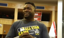 Retiring Red Sox Legend David Ortiz Gave a Solid Farewell Speech Prior to His Final All-Star Game (Video)