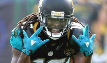 Cops Find Jags RB Denard Robinson Passed Out in a Car that Was Sinking in a Pond
