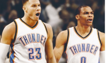 Thunder Reportedly Have a Plan To Partner Blake Griffin With Russell Westbrook