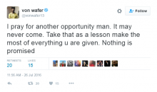 Former NBA Player Von Wafer is Begging on Twitter For Another Shot in The NBA