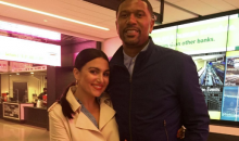 Former NBA Player Jalen Rose Is Dating First Take's Molly Qerim