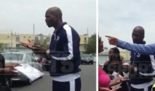 Chad Ochocinco Ambushed With Child Support Papers By His Ex's Mom While At Son's Graduation