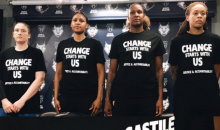 Minneapolis Cops Refuse To Work Minnesota Lynx Games After Team Wore BLM T-Shirts