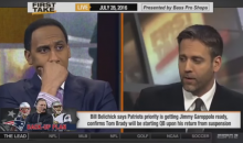 Max Kellerman: 'Tom Brady is Just About Done & Will Be a Bum in Short Order' (Video)