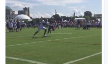 Josh Norman Getting Torched By DeSean Jackson & Pierre Garcon at Redskins Camp (Video)