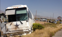 Dallas Cowboys Bus Involved in Fatal Crash in Arizona That Killed Four People