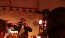 "LeBron Tells ESPY Afterparty Goers to ""Dance & Have a Good Time or Get The F*ck Out!"" (Video)"