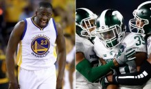 After Draymond Green Punched Him, Jermaine Edmondson Is Transferring From MSU