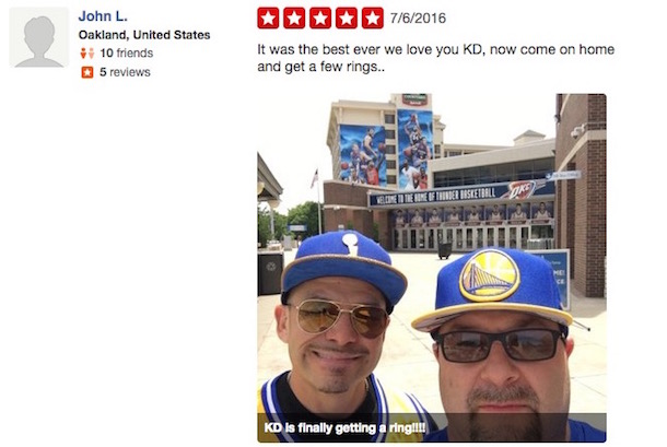 durant yelp reviews 5