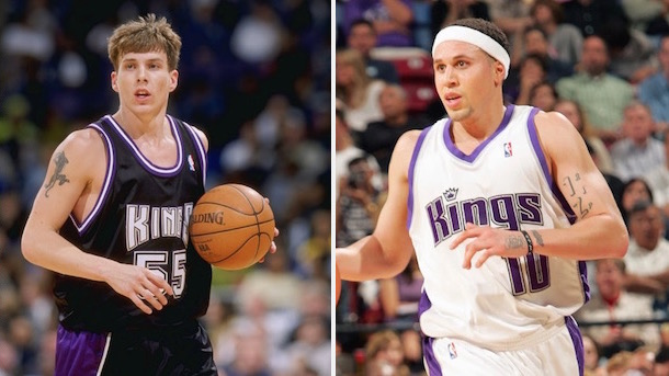 jason williams and mike bibby