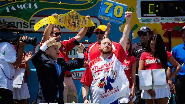 joey-chestnut-eats-70-hot-dogs-nathans-fourth-of-july-hot-dog-eating-contest