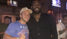Jon Jones Watched UFC 200 at a Vegas Sports Bar (Tweet)