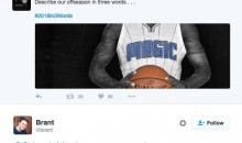 Orlando Magic Ask Fans To Describe Their Offseason in 3 Words; Goes Terribly Wrong