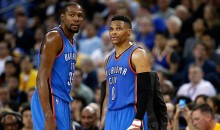 Report: Durant Left Because He Was Frustrated Over Offensive Issues With Westbrook