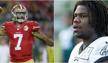 After Deciding To Join Kaepernick's Protest, Eagles LB Myke Tavarres Changes His Mind