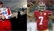 Tony Stewart Lashes Out at Colin Kaepernick