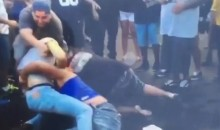 Another Round of Rams & Cowboys Fans Fighting During Preseason Game (Video)