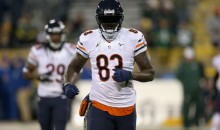 "Martellus Bennett In An Interview With ESPN Says The NFL Stands For ""N*****s for Lease"""
