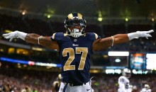 Tre Mason's Mom Blames The NFL for Her Son's Crazy Behavior (Video)