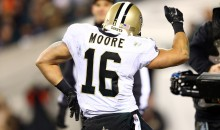 Atlanta Falcons WR Lance Moore Retires After One Practice With The Team