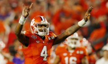 "Clemson QB Deshaun Watson Doesn't Approve of ""Code Words"" Being Used to Describe Black QB's"