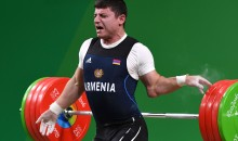 Armenian Weightlifter Suffers Gruesome Injury (Pics + Video)