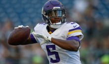 Vikings Announce Teddy Bridgewater Completely Tore His ACL & Suffered Other Structural Damage