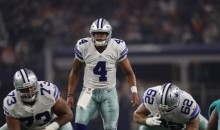 "Dak Prescott Says He's The ""Smartest"" Rookie QB In The League"