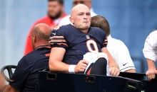 Bears QB Connor Shaw Calls Hit That Led To Gruesome Leg Injury  'Cheap Bullsh*t'
