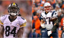 Stephen A. Smith: 'Antonio Brown is Much More Valuable Than Rob Gronkowski' (Video)