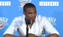 Russell Westbrook's Text Messages Released After Signing Extension With OKC (PIC)