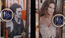 L.A. Bar Using Bruce and Caitlyn Jenner to Identify Men's and Women's Bathrooms (Pic)