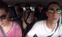 U.S. Olympic Swim Team Treats World to Some Carpool Karaoke (Video)