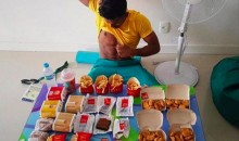 Australian Badminton Player Ends His Olympic Campaign by Eating a Disgusting Amount of McDonald's (Pic)