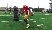 The Future Is Now: Notre Dame is Using Robotic Tackling Dummies (Video)