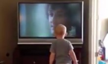 Toddler Does an Adorable Recreation of Rocky's Workout (Video)