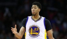 Rumor: Possible Trade Would Send Anthony Davis To The Warriors for Draymond Green