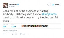 Seahawks DE Cliff Avril Getting Death Threats From Cowboys Fans For Hurting Romo